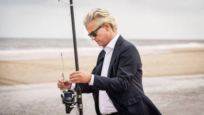 Geert Wilders over Peter R. de Vries, zijn eigen beveiliging en de politiek: 'De dreigingen zijn serieus'