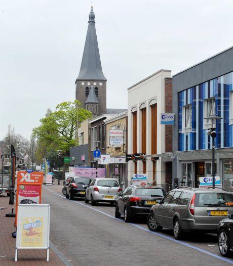 Winkels in Wierden trekken te weinig klanten van buitenaf