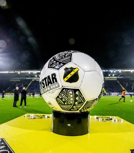 NAC speelt tegen beloftenteams in stadions, niet op trainingsaccommodaties