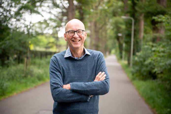 André Vis, oud-hoofdredacteur Tubantia