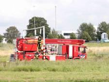 Vrachtwagenchauffeur ramt waarschuwingsbalk vóór berucht viaduct in Waalwijk