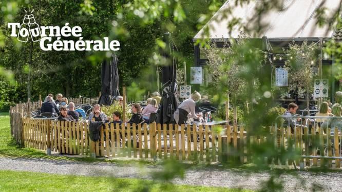 REEKS. Ontdek met acht tips de mooiste terrasjes in het groen in Zuid-West-Vlaanderen