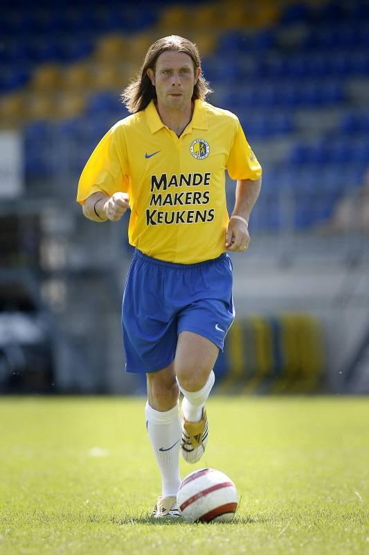 Stephan Keller, in 2006 als speler van RKC. © PRO SHOTS
