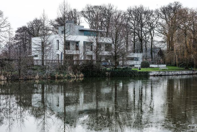 Het duurste huis in de Achterhoek staat in Winterswijk. Foto: Jan Ruland  van den Brink