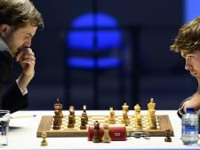 Als ik zelf schaak, raak ik automatisch een beetje in mezelf gekeerd