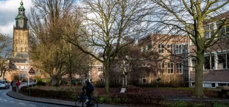 Wethouder Zutphen: 'geen sloop Meisjesvakschool, tenzij er geen andere optie is'