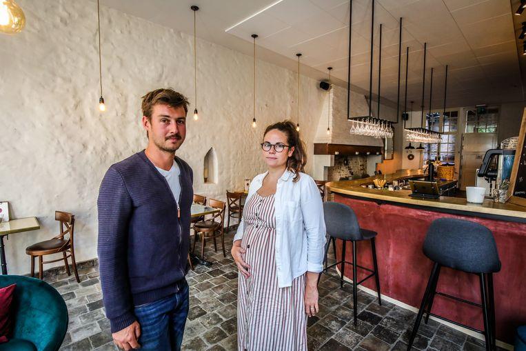 Tijs en Manon D'Hoest van Bar 33.
