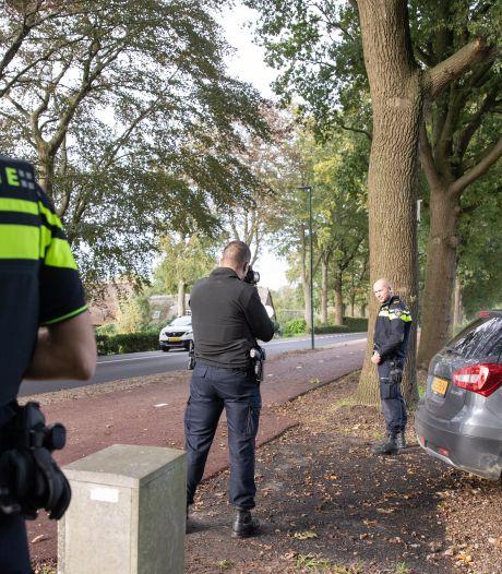 Agenten slingeren 127 bestuurders op de bon bij snelheidscontrole in Zelhem