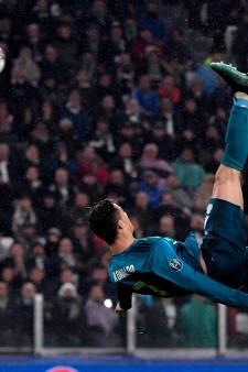 Zlatan niet onder de indruk van omhaal Ronaldo