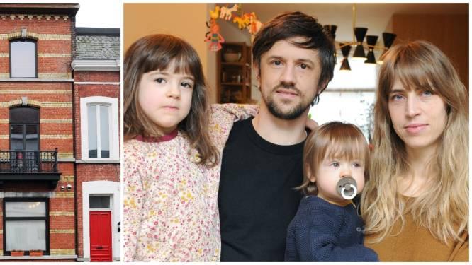 7 jaar verbouwen en 2 jaar leven op 20 m2 maar nu is de burgerwoning van Sanne (35) en Kevin (34) een originele parel met de sfeer van vroeger