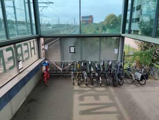 NMBS vernieuwt fietsenstalling aan station: haal voor vrijdag je fiets weg