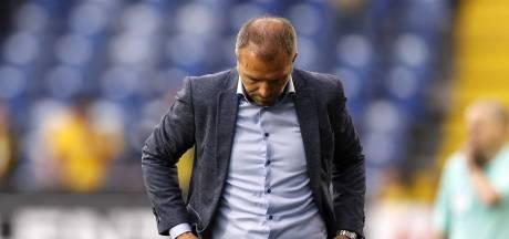 NAC-trainer Steijn na mislopen promotie: 'Grootste teleurstelling uit mijn carrière'