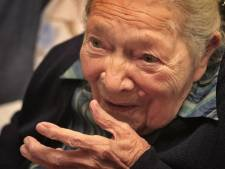 Oudste vrouw hoopt 109 jaar te worden