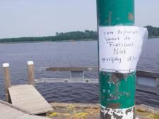 Fietsboot Eemlijn vaart hele dag niet vanwege defect