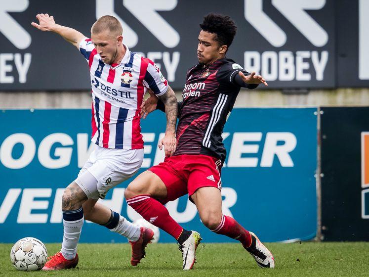 PSV'ers, Feyenoorder en international op proef bij Helmond Sport, dat er nu wel vroeg bij wil zijn