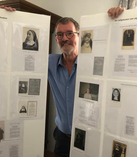 Riel krijgt blik op zijn geschiedenis: honderd jaar kerk Antonius Abt in zeshonderd foto's