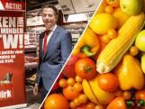 Topman Dirk van den Broek wil btw op groente en fruit omlaag