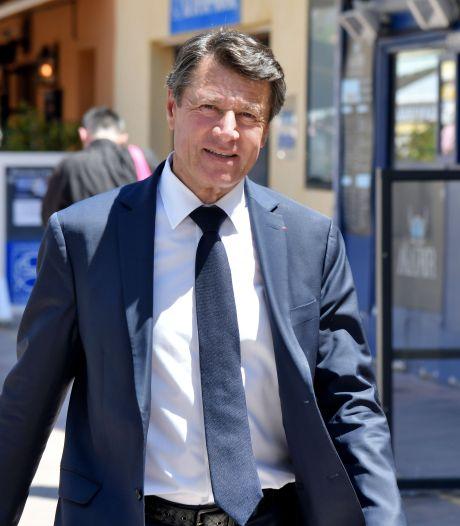 """Le maire de Nice Christian Estrosi quitte Les Républicains en dénonçant une """"dérive"""""""