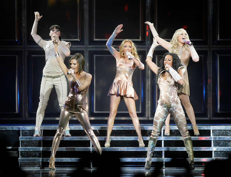 De Spice Girls anno nu. Beeld REUTERS
