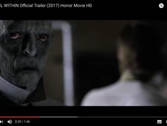 VIDEO: Aan deze horrorfilm is 15 jaar gewerkt, nu komt hij eindelijk in de zalen