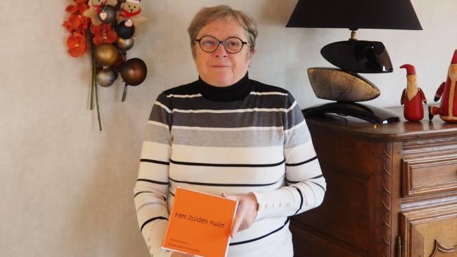 Hilde (67) bundelt veertig gedichten in eerste bundel 'Het zuiden kwijt'