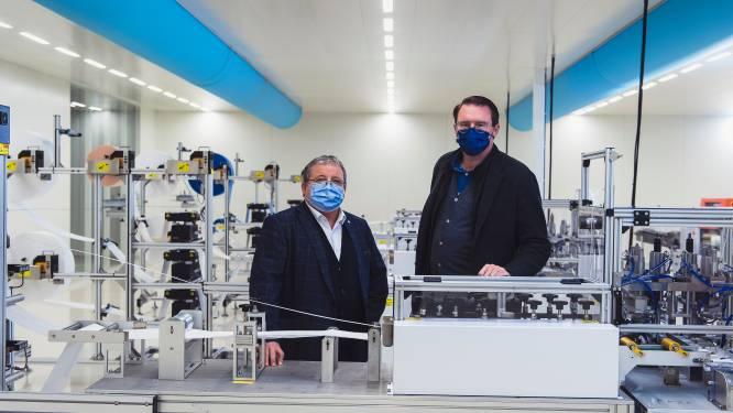 Van legerprint tot jeans: etikettenbedrijf Illochroma maakt chirurgische mondmaskers in verschillende kleuren en maten