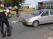Man op elektrische step raakt gewond bij botsing met auto in Waalwijk