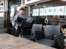 Ted (54) heeft een restaurant, maar is noodgedwongen aan het solliciteren