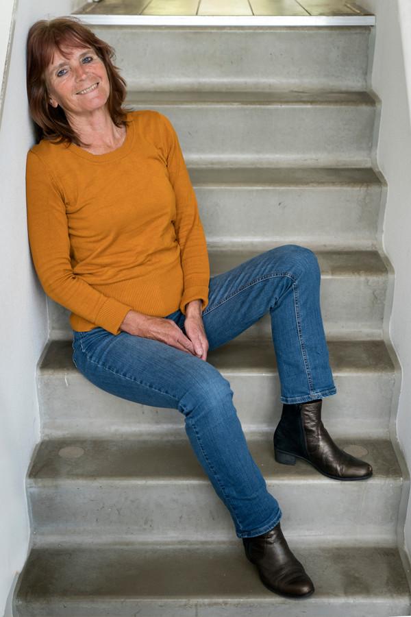 Filosoof Marja Havermans schreef het boek 'Sterven als een stoïcijn' over haar overleden man.
