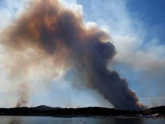 Al meer dan 7.000 hectaren verwoest door vlammen in Zuid-Frankrijk