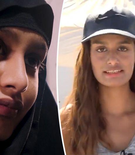 """Méconnaissable, une djihadiste britannique implore le pardon du Royaume-Uni: """"J'ai commis une erreur"""""""
