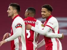 Jonkies Ajax genieten van bekerzege: 'Dit had ik niet durven dromen'