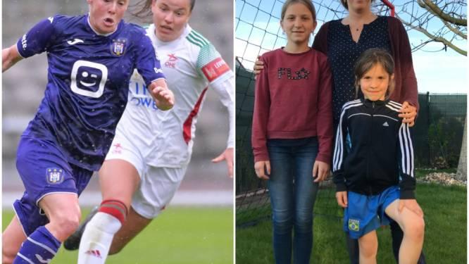 """Oostendse voetbalmama Mieke steunt plan van Voetbal Vlaanderen om meer meisjes aan het voetballen te krijgen: """"De weg naar een club is voor veel ouders en meisjes onbekend"""""""