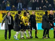 Nieuwe schorsing dreigt voor weggestuurde Vreven: 'Vandaag niet alleen tegen FC Twente gespeeld'