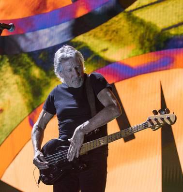 Roger Waters haalt Trump door de gehaktmolen