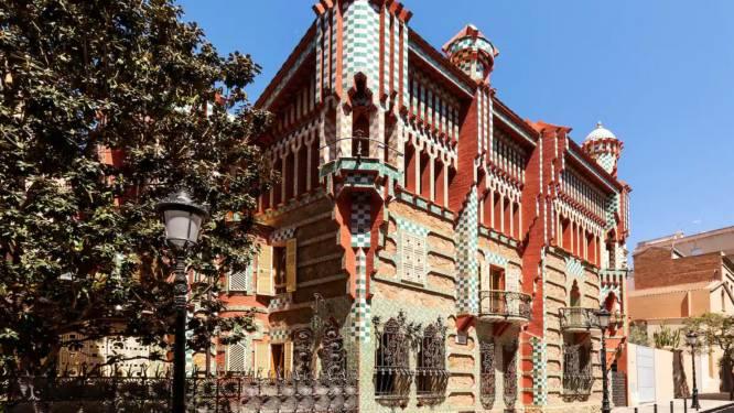 Voor de eerste keer ooit kan je overnachten in dit unieke huis dat Gaudí ontwierp, inclusief Michelin-diner geïnspireerd op de artiest
