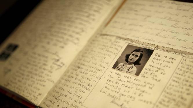 Manuscripten Anne Frank nu ook integraal online, maar niet in te kijken in Nederland