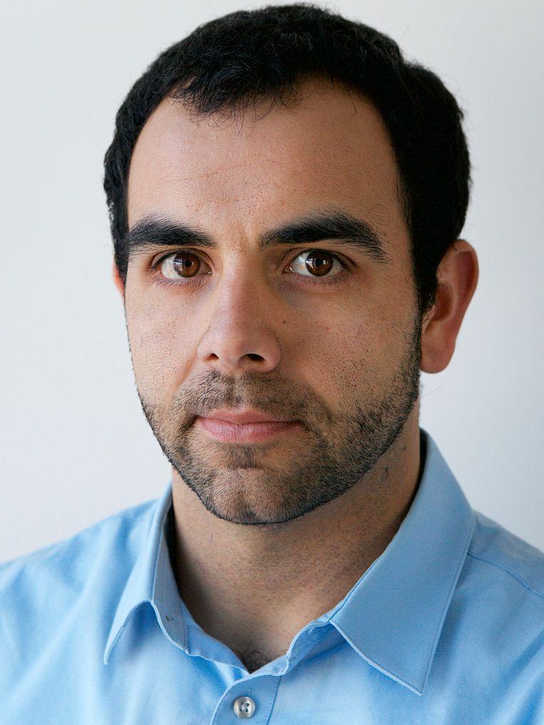 Omar Shakir is het hoofd van de afdeling Israël en Palestina van Human Rights Watch. Beeld AP