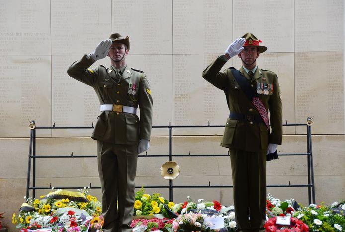 Nu zondag 25 april vindt een speciale Last Post plaats voor Anzac day.