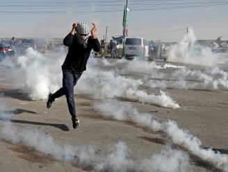 """Palestijnen houden """"dag van de woede"""" na beslissing VS over Israëlische nederzettingen"""