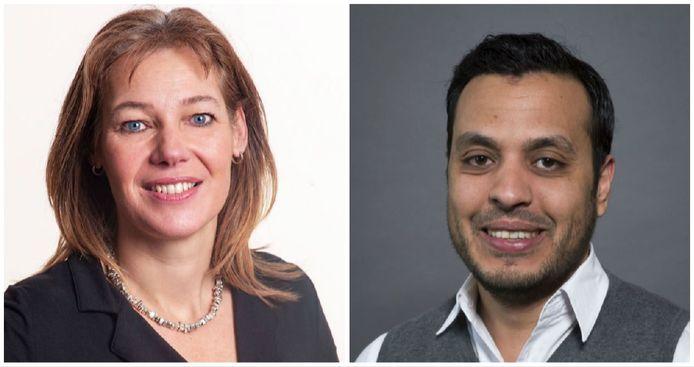 Judith Bokhove (GL) heeft geen vertrouwen meer in de samenwerking met Nourdin el Ouali (Nida).