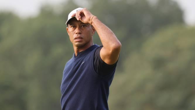 Tiger Woods ontslagen uit ziekenhuis om thuis verder te herstellen