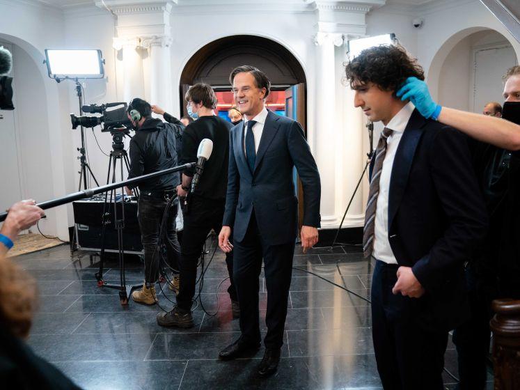 Rutte hard aangepakt bij RTL-debat, uitgemaakt voor leugenaar