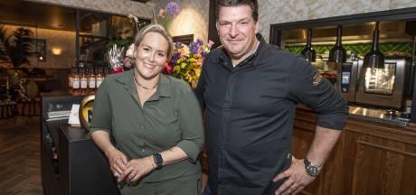 Roger en Kim brengen hun passie naar Wierden: 'Het wordt geen brasserie die we overlaten aan ons personeel'