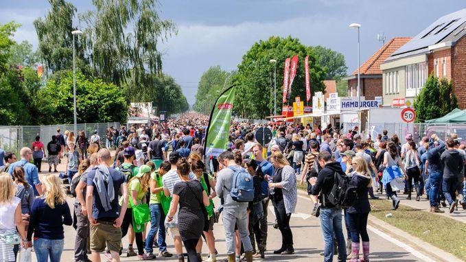 Organisatoren Werchterse festivals nemen extra veiligheidsmaatregelen