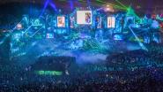Tomorrowland gaat de eerste nacht in