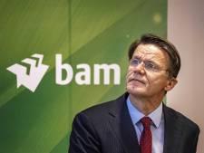 Topman Van Wingerden vertrekt 'in goed overleg' bij bouwer BAM