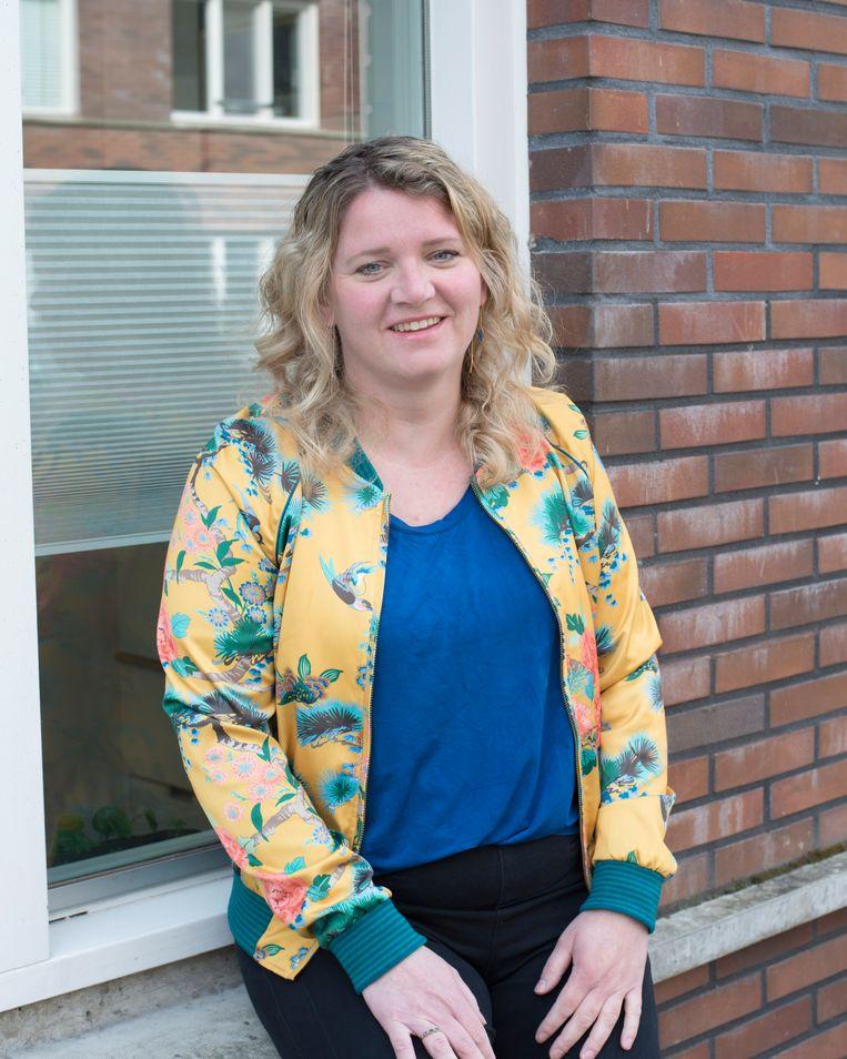 Marktplaatshandelaar Lara Beeld Annabel Miedema