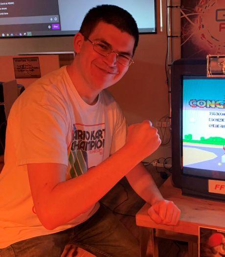 Verrassende winnaar tijdens WK Super Mario Kart