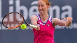 Alison Van Uytvanck gaat eruit in de tweede ronde op Mallorca - Halep laat verstek gaan met achillespeesblessure